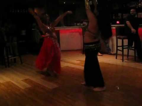 FRIDAY LATIN-TANGO PARTY ΜΕ BELLY DANCE SHOW!!!