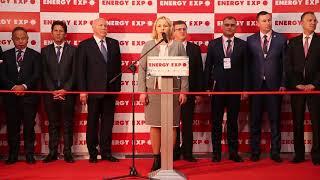 Специальный репортаж с открытия выставки EnergyExpo 2019