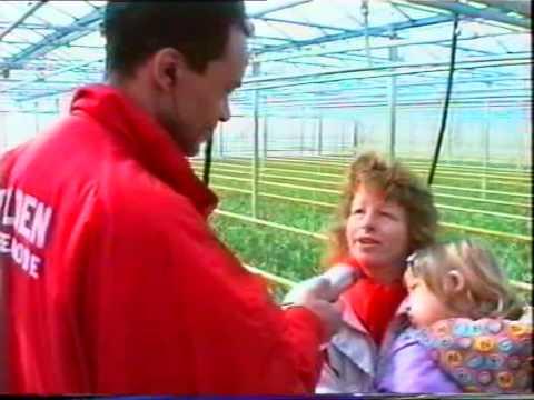 Kom in de kas met Radio Heemskerk 1994