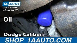 Mqdefault on 2007 Dodge Caliber Sxt Problems