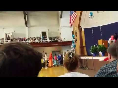 Lewiston middle school graduation  2017