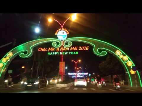 Nha Trang, Vietnam Christmas Lights