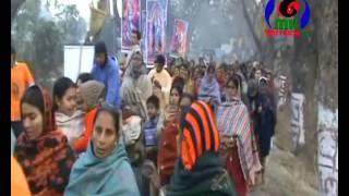 ঘোড়াঘাটে সার্বজনীন শ্রীগোপাল গিরিধারী বিগ্রহ মন্দিরে তিনদিন ব্যাপী রাধা গোবিন্দের লীলা কীর্তন ও শোভা