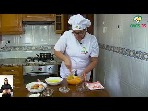 Programa Ovos RS em Portugal: Receita de Torta de Azeitão