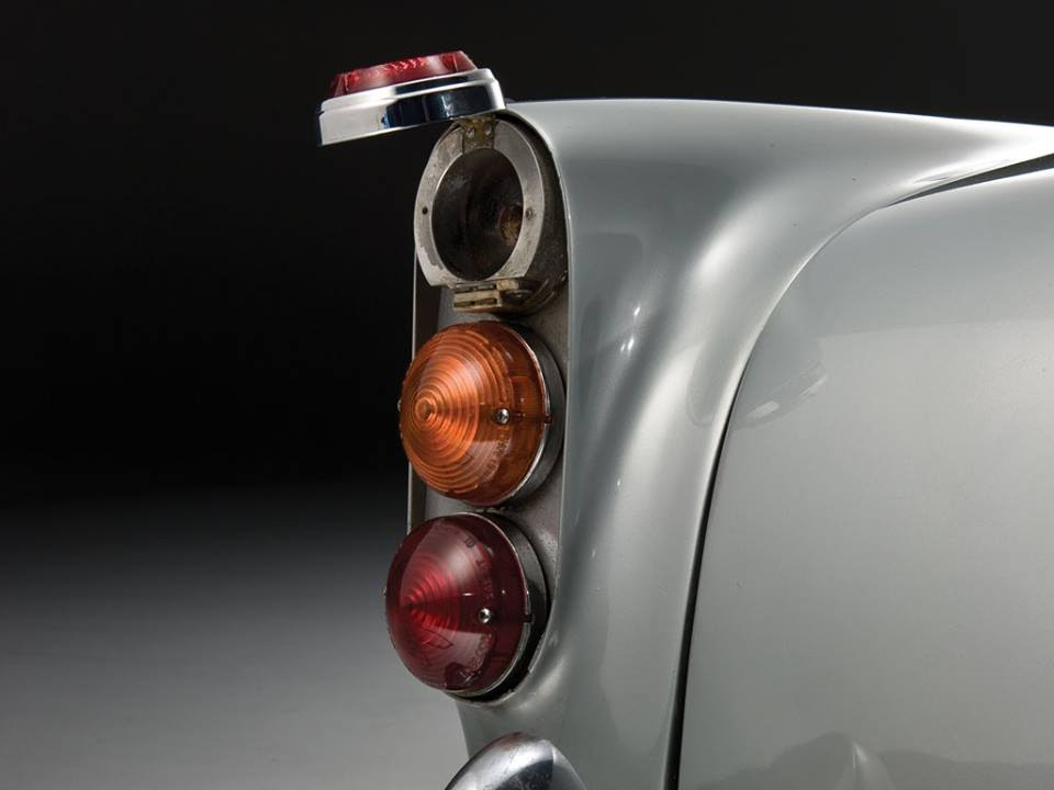 Bond Car - ASTON MARTIN DB5 007