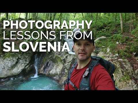 Photography Lessons from Slovenia