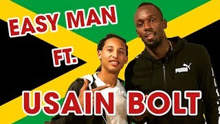 THE DAY I MET USAIN BOLT