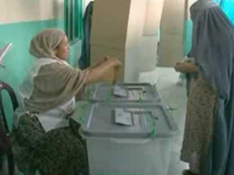 Afghan Election Results Give Karzai Clear Majority