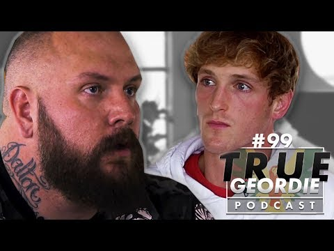 LOGAN PAUL INTERVIEW | True Geordie Podcast #99