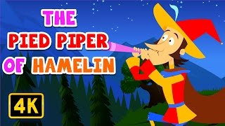Pied Piper of Hamelin | Bedtime Stories | English Stories for Kids and Childrens
