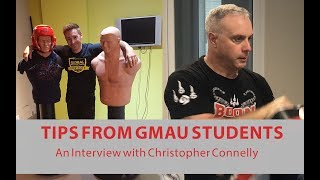 Tips from GMAU Students: Christopher Connelly (Solo Training Mindset)