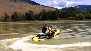 Seadoo Spark 2015 review