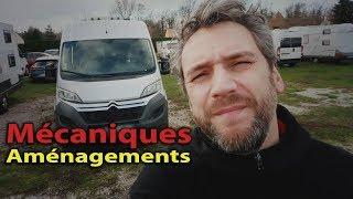 PROBLÈMES MÉCANIQUES - AMÉNAGEMENTS - DES NOUVELLES - fourgon aménagé / camping car - Voyage Voyages
