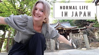 Life in Japan as a