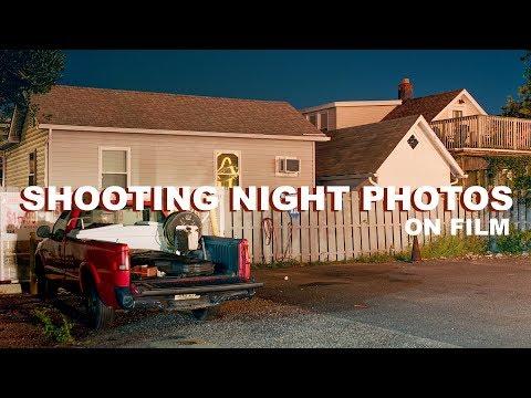5 Tips to Shoot NIGHT Photos on FILM