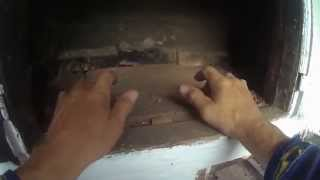 видео Ремонт печи своими руками