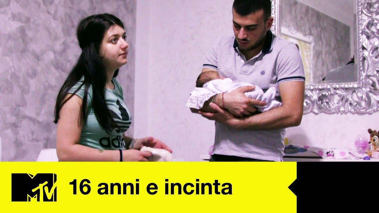 16 Anni E Incinta 8, Erika: il ritorno a casa e la festa per la neonata
