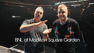 Barenaked Ladies - Touring Webisode 'Madison Square Garden'