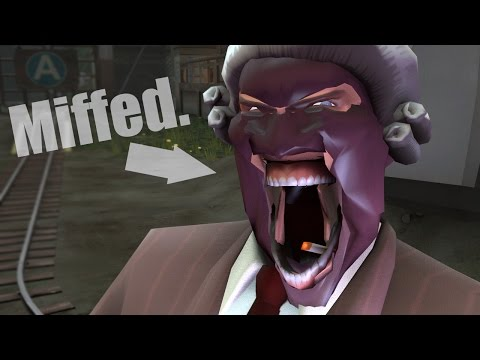 TF2: Jerma is Miffed pt 3.1415