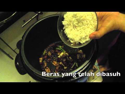 Resepi  Nasi  Goreng  Guna  Pressure  Cooker