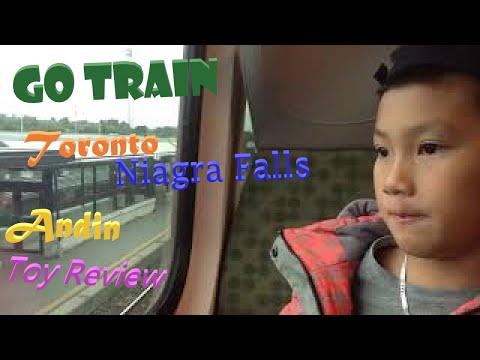 Go Train Toronto - Niagara Falls