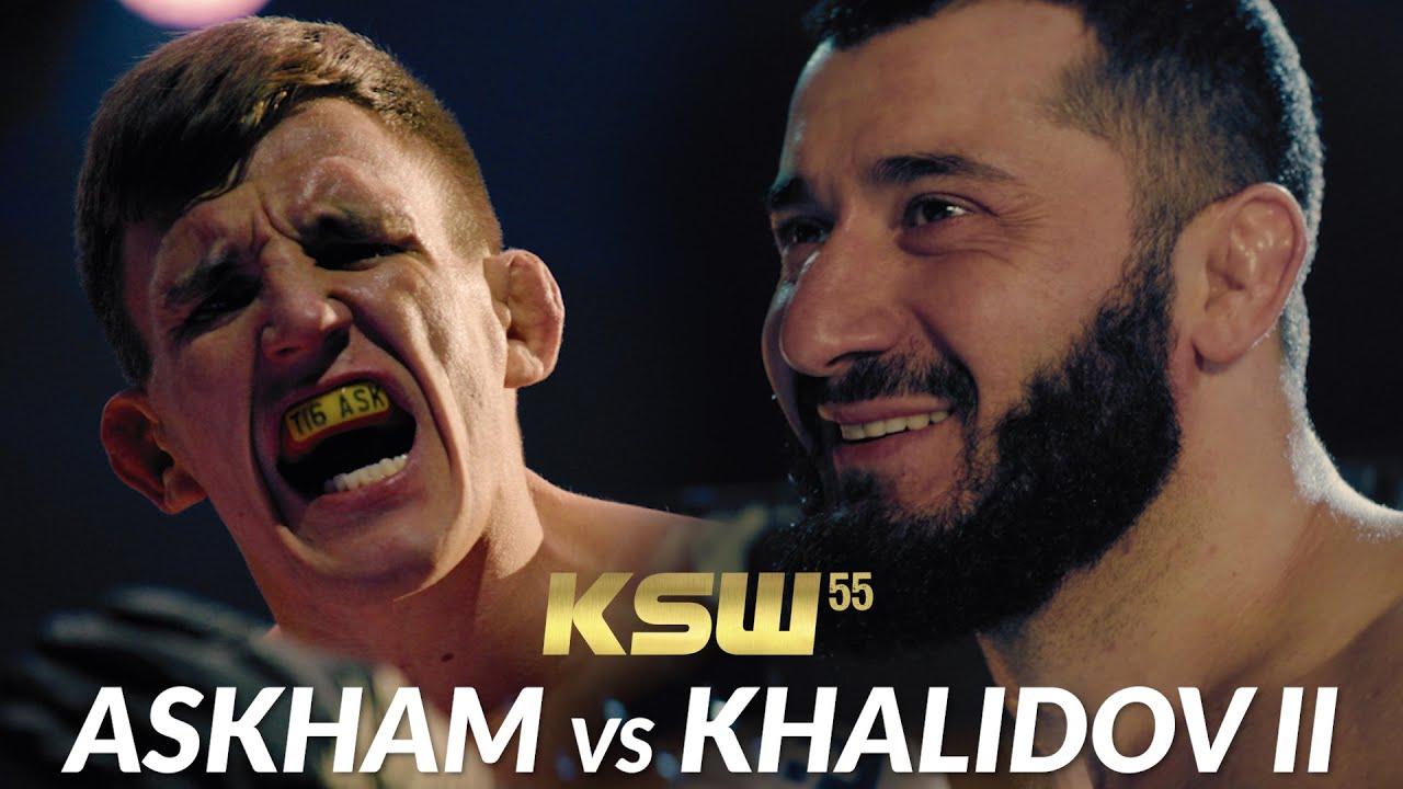 Download KSW 55: Scott Askham vs Mamed Khalidov 2