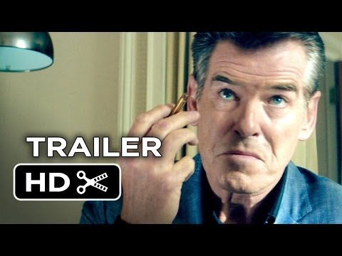 The November Man TEASER TRAILER 1 (2014) - Pierce Brosnan, Olga Kurylenko Movie HD