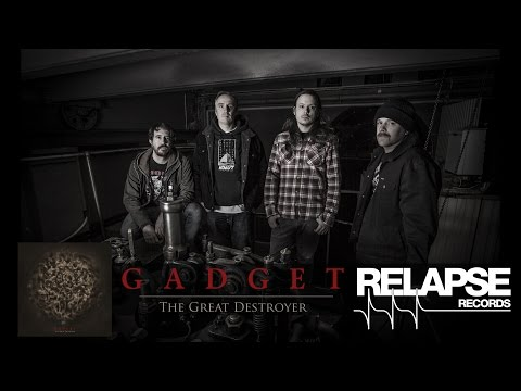 "GADGET - ""Violent Hours (For A Veiled Awakening)"" & ""The Great Destroyer"" Official Tracks"