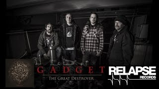 "GADGET – ""Violent Hours (For A Veiled Awakening)"" & ""The Great Destroyer"" Official Tracks"