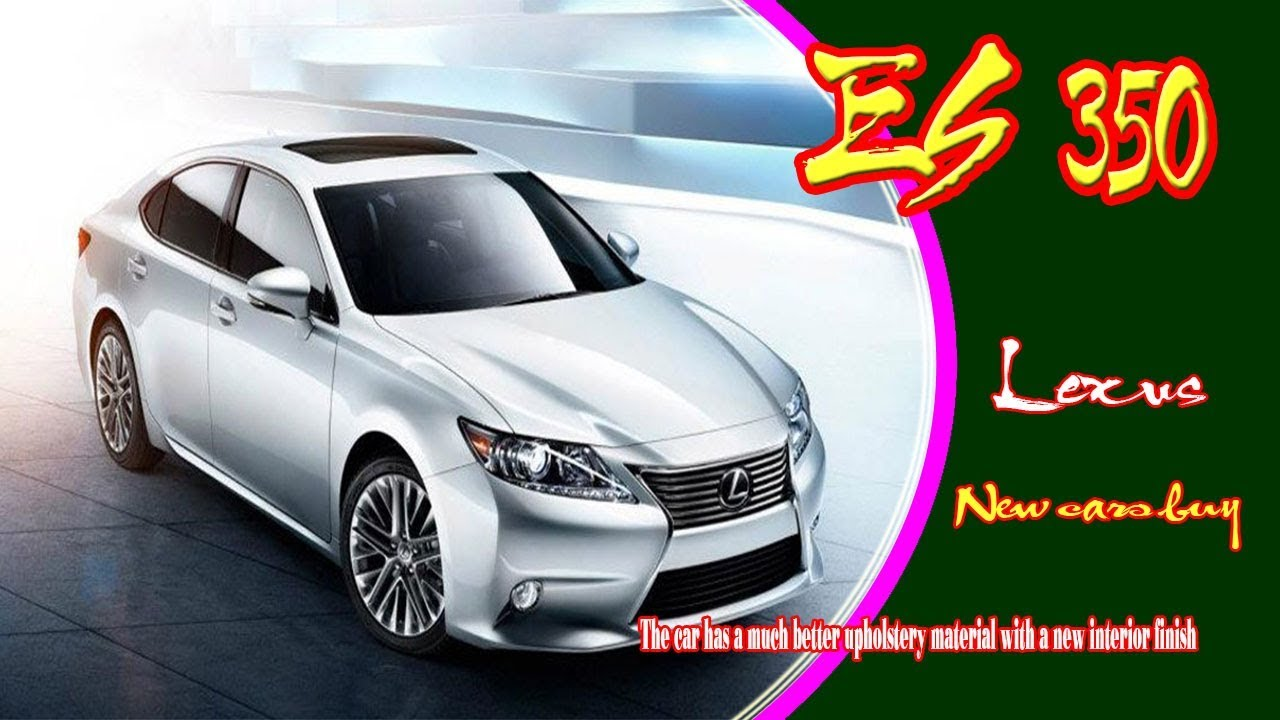 2020 Lexus Es 350 >> 2020 Lexus Es 350 2020 Lexus Es 350 Redesign 2020 Lexus Es 350