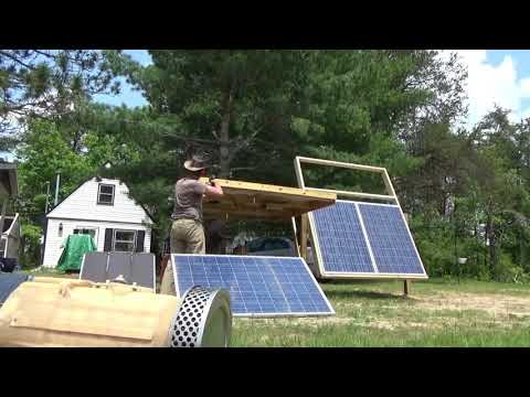 Expanding Our Off Grid Solar Power & Utility Meter Is Dead Stopped