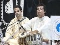 Pandit Swapan Chaudhary playing Dhere Dhere