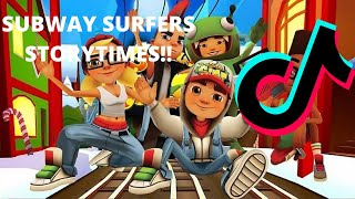 THE MOST EXTREME SUBWAY SURFER STORYTIMES | Tiktok Compilation