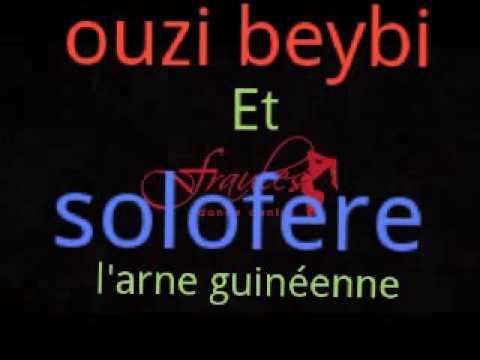OUZI beybi ET Solofere l'arme guinéenne l'arne