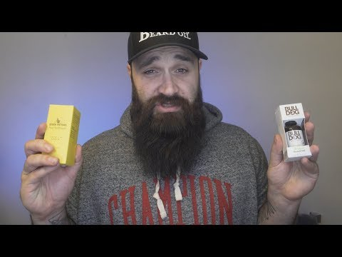 Beard Oil you can get in the UK | Seven Potions vs Bulldog