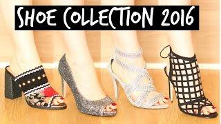 SHOE COLLECTION 2016 - HIGH HEELS | LAURA SOMMERVILLE