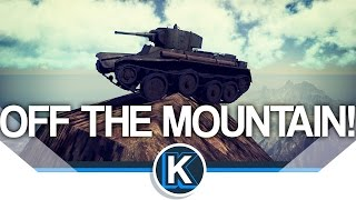 War Thunder | Get off the Mountain!