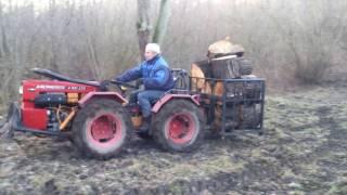 Valpadana 330 4RM ciągnik ogrodniczy