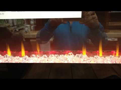 Home Depot Has Electric Fireplaces That Look Real