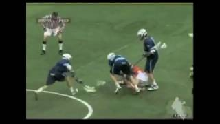 Biggest hits of lacrosse 2009