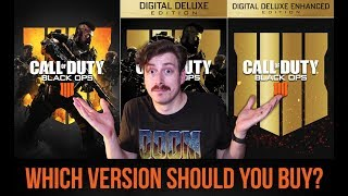 SHOULD YOU BUY CALL OF DUTY BLACK OPS 4 DIGITAL DELUXE EDITION?