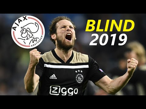 Daley Blind 2018 ● Defender Skills & Passing & Tackle ● 2019 | HD