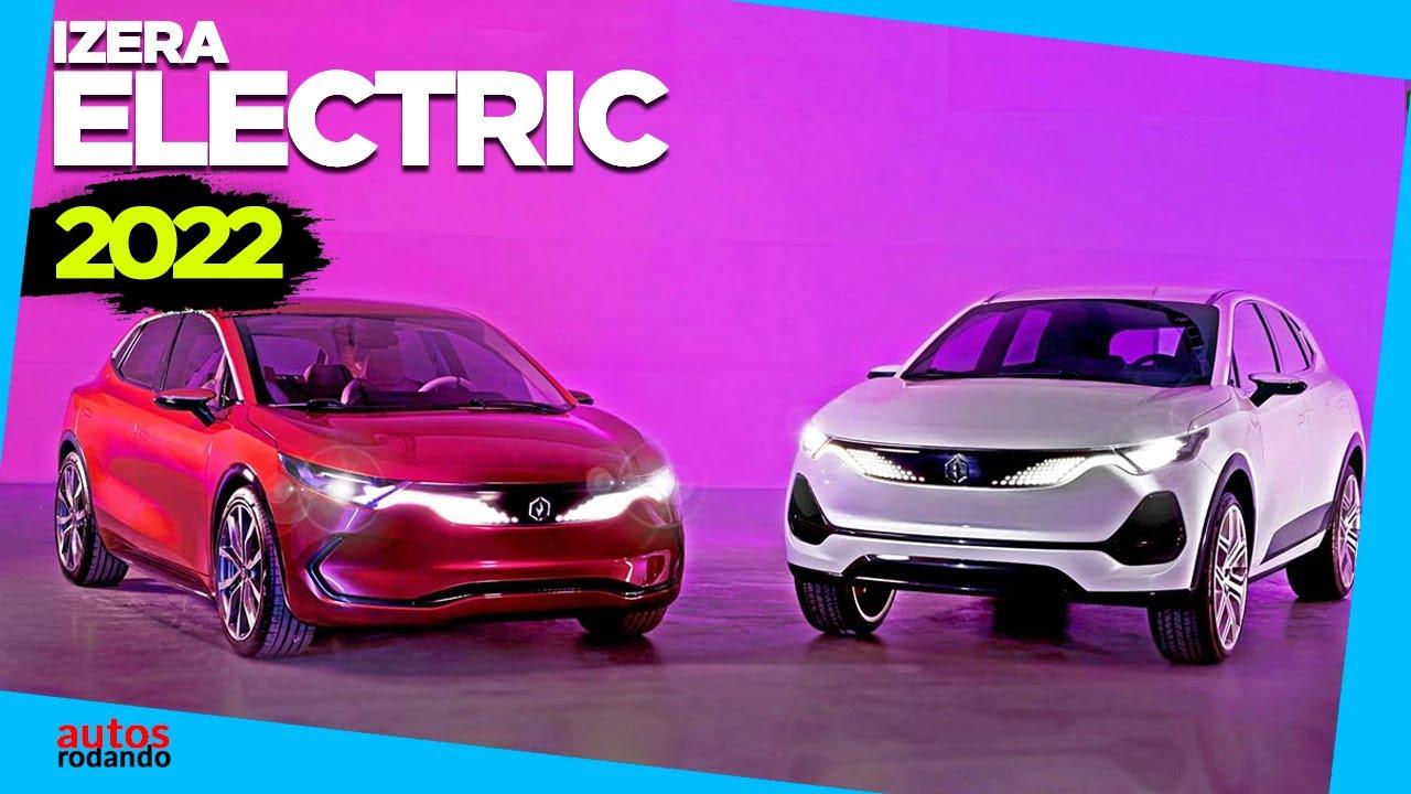 IZERA Electric Car los autos Polacos Eléctricos 😱