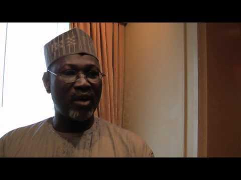 Attahiru Jega Speaks AboutNigeria Elections in 2011