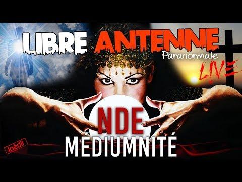 Libre Antenne Paranormal - NDE & MÉDIUMNITÉ