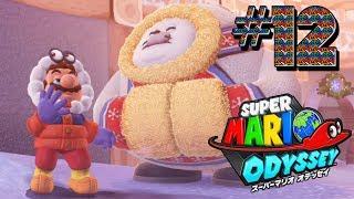 パンがなければ腹パンすればいいじゃない #12【スーパーマリオ オデッセイ】 thumbnail