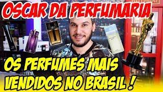 OSCAR DOS PERFUMES - OS MAIS VENDIDOS DO ANO ! - Importados Masculinos e Femininos 2019/2018