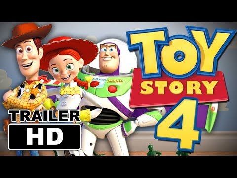 Toy Story 4 2019 Movie Trailer HD