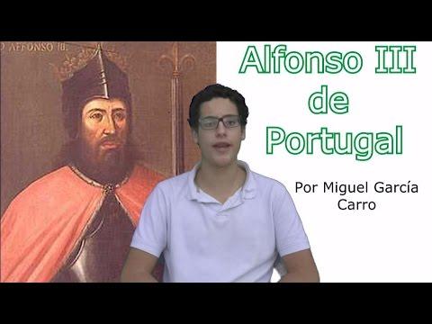 Rey Alfonso III de Portugal