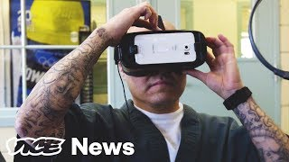 Inmates Are Using VR For A Chance To Get Out Of Prison thumbnail